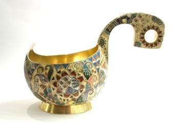 Faberge Kovsh