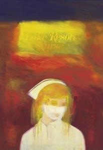 """""""Lake Resort Nurse"""" by Richard Prince"""