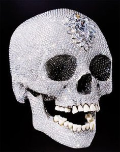 """""""For The Love of God"""" by Damien Hirst"""
