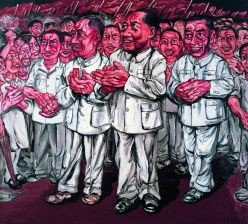 """From the Masses, to the Masses"" by Zeng Fanzhi"