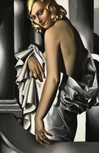 Tamara de Lempicka, Portrait de Marjorie Ferry, 1932